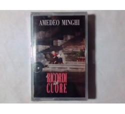 Amedeo Minghi – I Ricordi Del Cuore – (Cassetta)