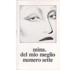 Mina (3) – Del Mio Meglio Numero Sette – (Cassetta)