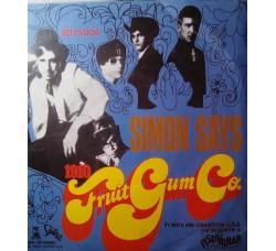 1910 Fruitgum Company – Simon Says / 1, 2, 3, Red Light – 45 rpm