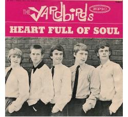 The Yardbirds – Heart Full Of Soul – 45 rpm