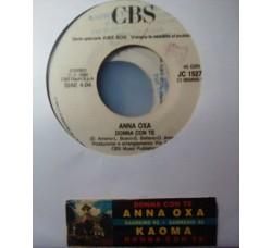 Anna Oxa / Kaoma – Donna Con Te / Donna Con Te – 45 RPM (Jukebox)