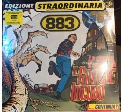 883 – La Donna Il Sogno & Il Grande Incubo - LP/Vinile Copia 40/1000
