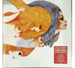 Junie Russo – Love Is A Woman – LP/ Vinile numerato 024/500