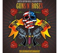 Guns N' Roses – 2019 - Welcome To A Night At The Ritz - Japan Version