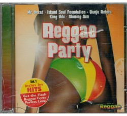 Artisti vari  – Reggae Party (vol. 1) - CD