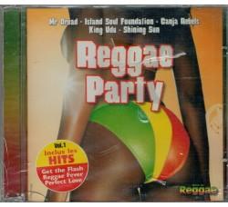 Artisti vari  – Reggae Party (vol. 1) - CD