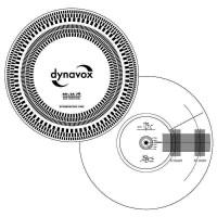 DYNAVOX - Dima con stroboscopico per Giradischi