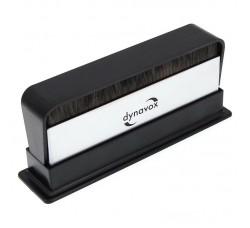 DYNAVOX - Spazzola con FIBRE di Carbonio + Cuscino di Velluto -