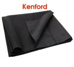 KENFORD - Tessuto per altoparlanti Hi-Fi - Colore NERO