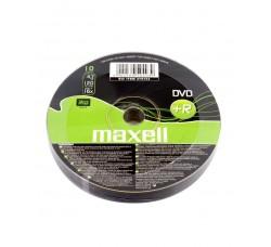 MAXELL DVD+R 4,7GB 120 MINUTI SHRINK 16X VERGINI VUOTI DVD +R