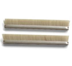 KNOSTI - Spazzole di ricambio per vasche lavadischi - 2 (due) spazzole