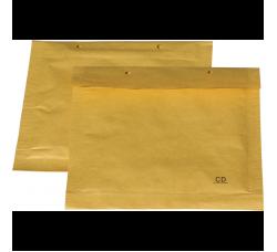 Sacchetti pluriball per la  spedizione de CD - DVD formato Jewel Case - Q.ta 20 pz