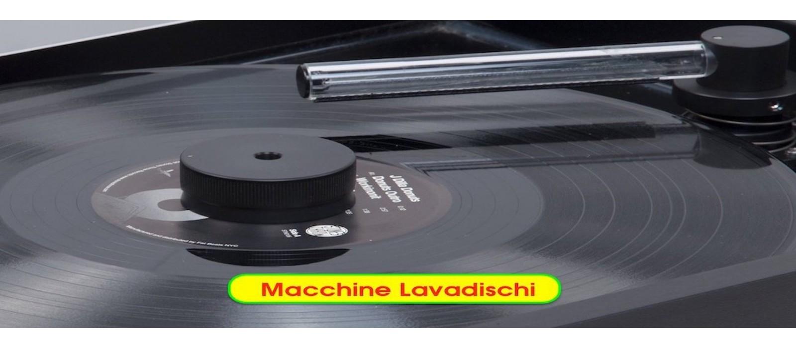 Macchine lavadischi
