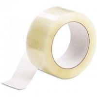 Nastro adesivo, trasparente, 75 mm x 66 m, acrilato PP - Q.ta 1 rotolo