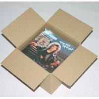 """Scatola per la spedizione dei dischi vinili 7"""" - 45 giri (contiene 50 dischi)"""