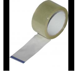 Nastro adesivo, trasparente, 50 mm x 66 m, acrilato PP - Q.ta 1 rotolo