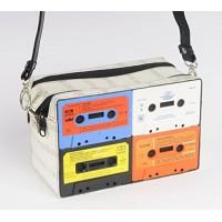 Musicassette audio cassette per uso artistico - Q.tà 20 pezzi -
