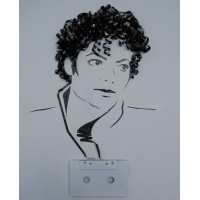 Musicassette audio cassette per uso artistico - Q.tà 40 pezzi -
