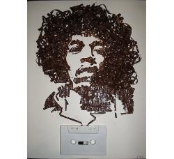 Musicassette audio cassette per uso artistico - Q.tà 10 pezzi -