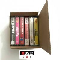 Scatole per archiviare e spedire delle Musicassette - Q.ta 1