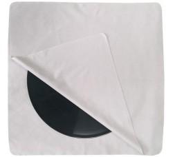 MUSIC MAT - Panni di pelle scamosciata per la pulizia dei Vinili  (Conf. 2 Panni)