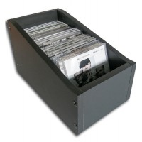 BOX IN LEGNO  PER CD, DVD FORMATO JEWEL CASE – MAX 25 CD O DVD