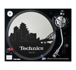 TECHNICS CITTA' TOKIO - Tappetini Slipmats per giradischi  (1) Coppia