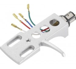 ANALOGIS HS 11 - Porta testina in alluminio 9gr- Colore Silver