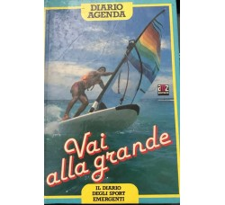 Diario Agenda - Vai alla Grande 1984  - Cm 20 x13 Circa