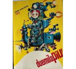 DIARIO AGENDA - Diario  scolastico  ERI da collezione - Anno 1971 - 1972  - Cm 18 x13 Circa