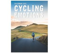 SPEDIZIONE GRATUITA - Ciclismo grande Emozione - Calendario da collezione 2021
