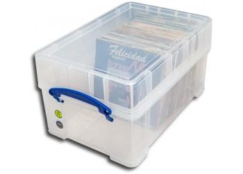 REALLY USEFUL  - Contenitore Antiurto per 140/150  dischi 45 Giri -
