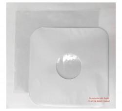 Manicotti ANTISTATICI  ANTIGRAFFIO  + Buste esterne  PE per LP - Qtà 25