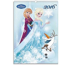 Frozen - Calendario Official Official 2016