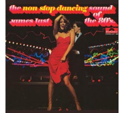James Last ‎– The Non Stop Dancing Sound Of The 80's