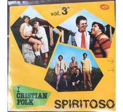 I Cristian Folk – Spiritoso Vol. 3