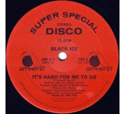 Black Ice (7) – It's Hard For Me To Go