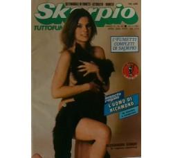 ALESSANDRA STORDY -Skorpio - n° 45 -12 OTTOBRE - Anno 1981 -