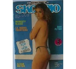 CINDY LEADBETTER - Skorpio - n° 30-  4  AGOSTO- Anno 1983 -