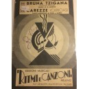 Spartito Musicale - Bruna tzigana - G. Moroni