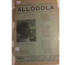 Spartito Musicale - Allodola - Zangarini e Tarantini