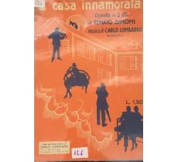 Spartito Musicale - Casa Innamorata - Renato simonetti e Carlo lombardo