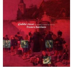 Franco Battiato - Giubbe Rosse  -2 LP/Vinile - RED Limited Edition