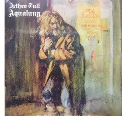 Jethro Tull ‎– Aqualung  -LP/Vinile 180gr limited