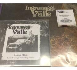 Ingranaggi Della Valle – Warm Spaced Blue - Limited edition -LP/Vinile - COPIA 34/60