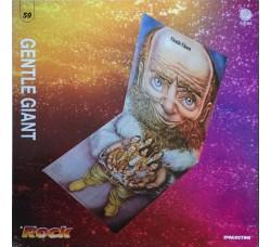 Gentle Giant  – Il Rock n° 59 - LP/Vinile