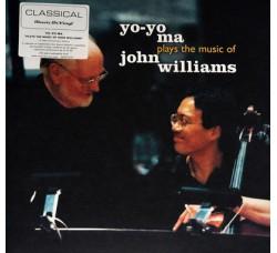 Yo-Yo Ma & John Williams  – Yo-Yo Ma Plays The Music Of John Williams - LP/Vinile