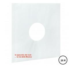 Manicotti di Carta con Velina Antistatica per dischi 78 Giri - Qtà 25