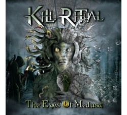 Kill Ritual ‎– Eyes of Medusa - LP/Vinile