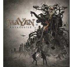 Mayan – Antagonise - 2 L/Vinile Grammi 180